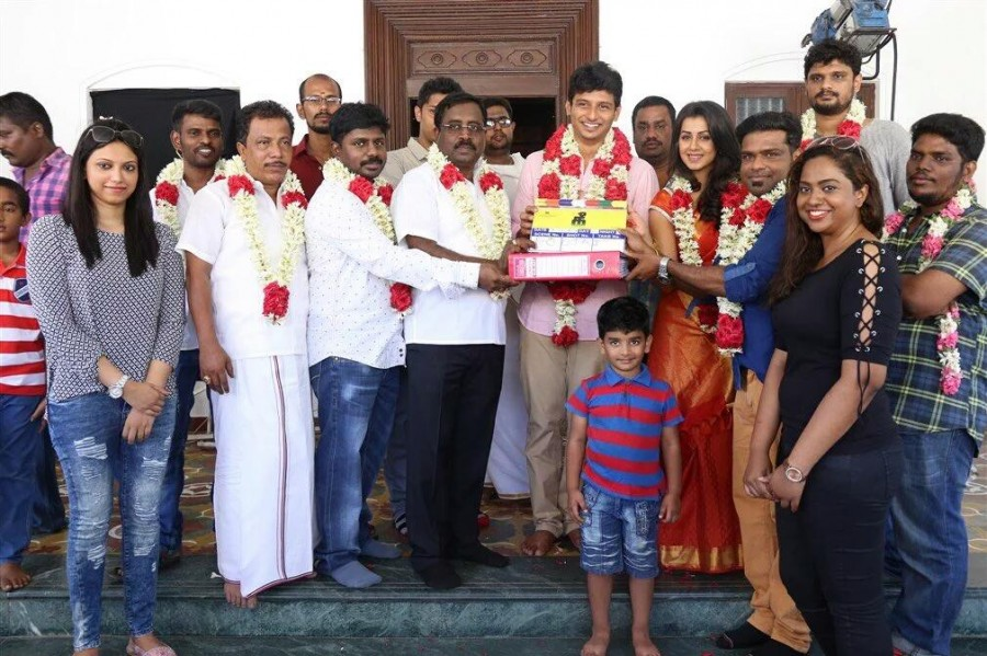 Kee movie launch,Kee launch,Jiiva,Nikki Galrani,Kee movie launch pics,Kee movie launch images,Kee movie launch photos,Kee movie launch stills,Kee movie launch pictures