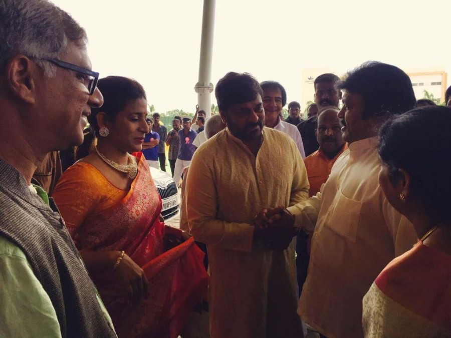 Vijay,Sivakarthikeyan,Chiranjeevi,Keerthy Suresh,Raadhika Sarathkumar,Raadhika Sarathkumar daughter,raadhika sarathkumar daughter marriage,Rayane wedding pics,Rayane wedding images,Rayane wedding photos