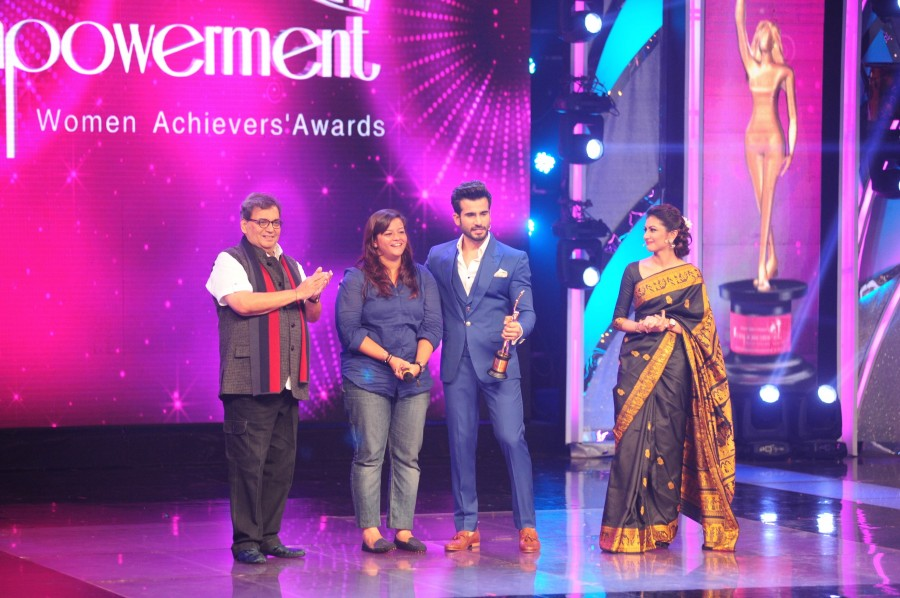 Women Achievers Award,Fempowerment Women Achievers Award Winners,Women Achievers Award Winners,Subhash Ghai,Saroj Khan,Kailash Kher,Dolly Thakore,Chhaya Momaya,Mrunalini Deshmukh,Krishika Lulla,Bhawana Somaaya,Gurmeet Choudhry,Debina,Supriya,Sriti Jha,Say