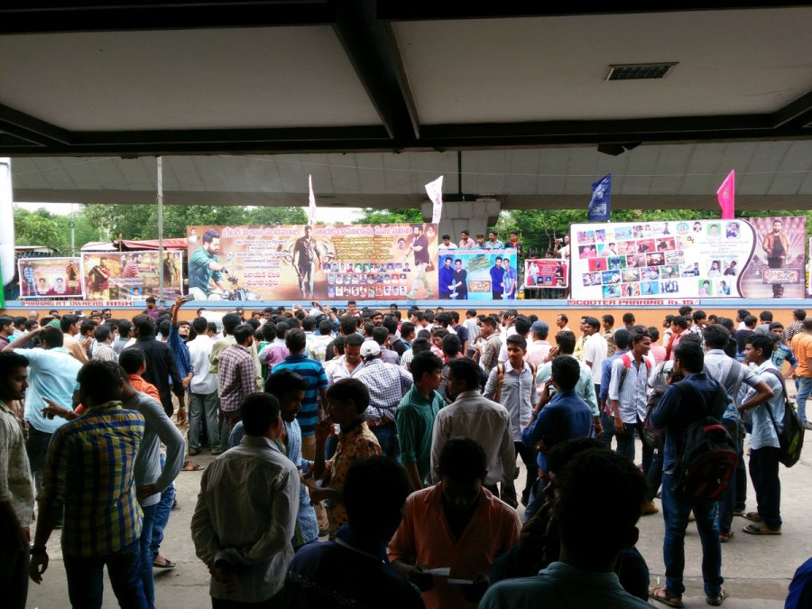 Janatha Garage,Janatha Garage movie review,Janatha Garage review live update,Janatha Garage audience reviews,Mohanlal,Junior NTR,Samantha,and Nithya Menen,director Koratala Siva,Telugu movie review