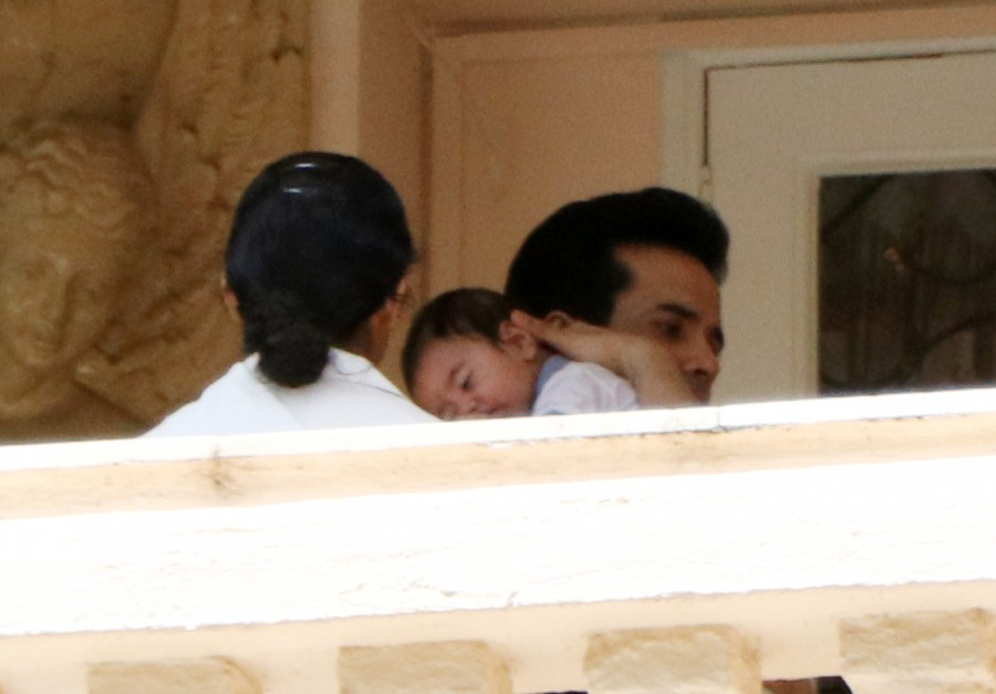 Tusshar Kapoor,Tusshar Kapoor with his son,Tusshar Kapoor son,Laksshya,Tusshar Kapoor son Laksshya,Tusshar Kapoor son pics,Tusshar Kapoor son images,Tusshar Kapoor son photos,Tusshar Kapoor son stills,Tusshar Kapoor son pictures