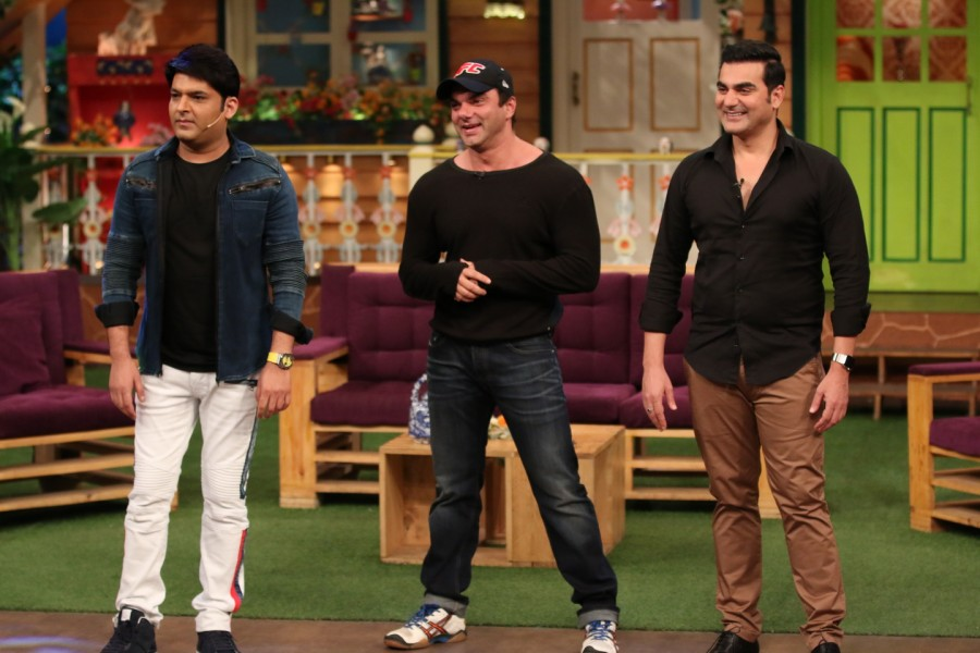 Freaky Ali movie on the sets of The Kapil Sharma Show,Freaky Ali,The Kapil Sharma Show,Kapil Sharma Show,Nawazuddin Siddiqui,Amy Jackson,Sohail Khan,Freaky Ali promotions,Freaky Ali movie promotion