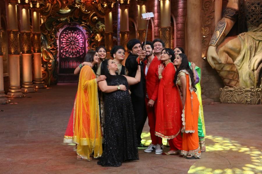 Comedy Nights Bachao,comedy nights bachao cast,Krishnadasi,Udann,COLORS popular show,Indira Krishnan,Uday Tikekar,Sana Amin Sheikh,Vidhi Pandya,Meera Deosthale,Prachi Pathak,Sasural Simar,Dheeraj Dhoopar