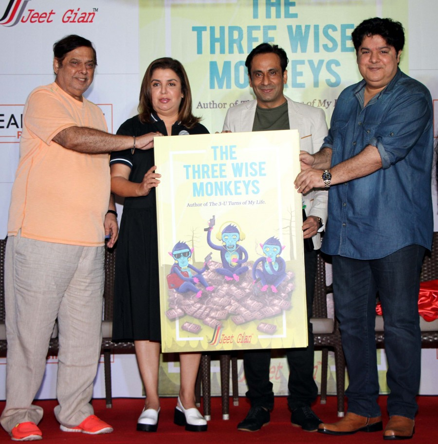 Farah Khan,Sajid Khan,David Dhawan,Jeet Gian's The Three Wise Monkeys,The Three Wise Monkeys,Jeet Gian