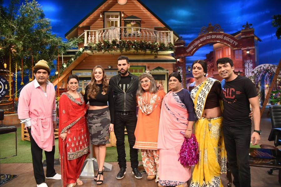 Yuvraj Singh,Hazel Keech,Yuvraj Singh and Hazel Keech,The Kapil Sharma Show,yuvraj singh wedding date,yuvraj singh marriage,yuvraj singh marriage date,yuvraj singh hazel keech