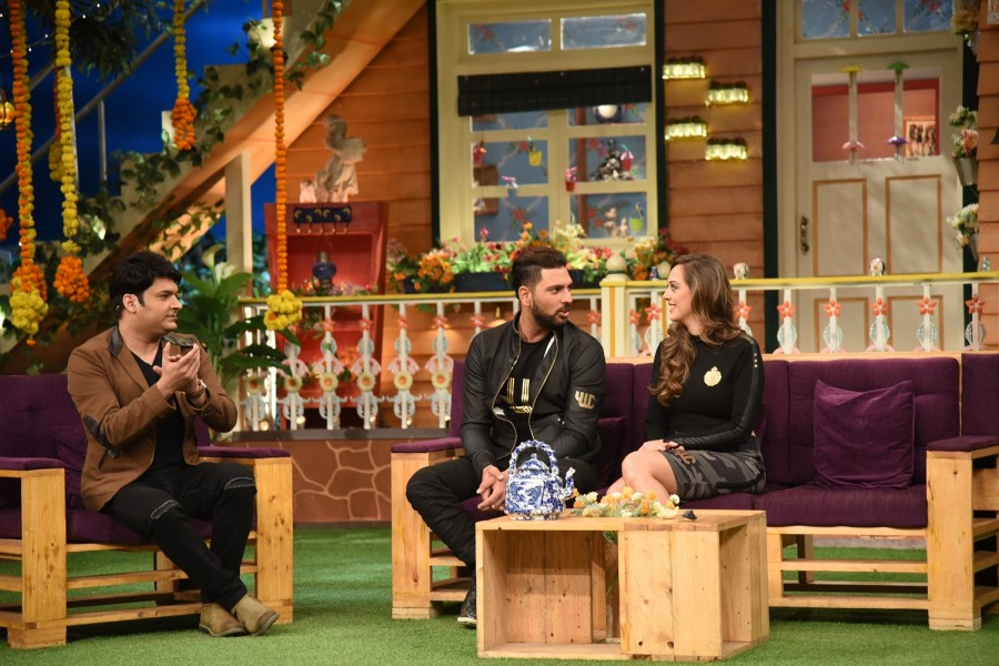 Yuvraj Singh,Hazel Keech,Yuvraj Singh and Hazel Keech,The Kapil Sharma Show,yuvraj singh wedding date,yuvraj singh marriage,yuvraj singh marriage date,yuvraj singh hazel keech