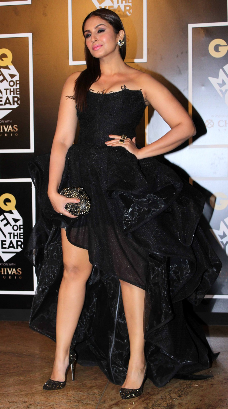 Kangana Ranaut,Huma Qureshi,Kiran Rao,Mandira Bedi,Pooja Hegde,GQ Men of the Year Awards,GQ Men of the Year Awards 2016,Kangana Ranaut at GQ Men of the Year Awards,Huma Qureshi at GQ Men of the Year Awards,Kiran Rao at GQ Men of the Year Awards,Mandira Be