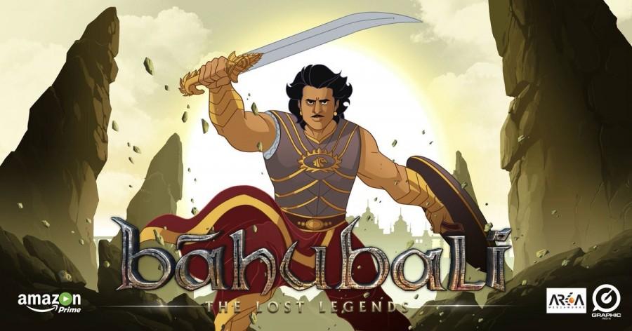 Baahubali 2,Baahubali 2 Animation poster,Baahubali 2 Animation,Baahubali Animation,Baahubali Animation poster,S.S. Rajamouli,Prince Baahubali,Bhallaladeva,Kattapa,Sivagami