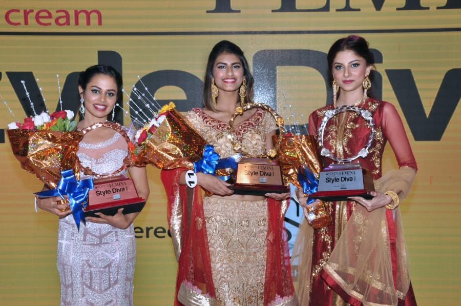 Femina Style Diva West 2016,Femina Style Diva West,Fashion Show,Fashion show event,Neha Dhupia and Soha Ali Khan,Neha Dhupia,Soha Ali Khan