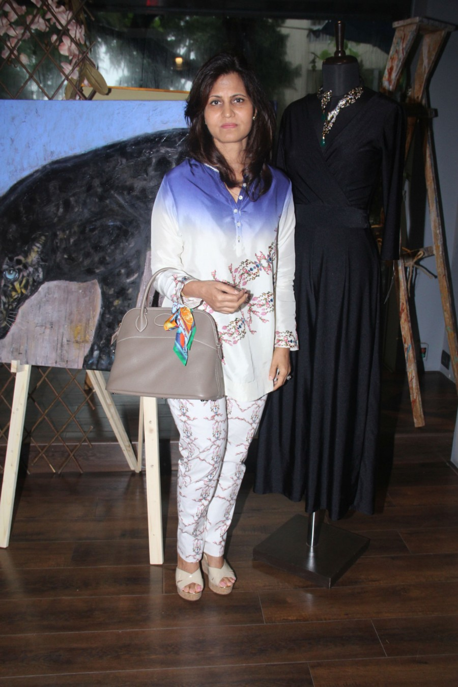 Zayed Khan,Talat Aziz,Pooja Bedi,Kiran Bawa,Naved and Sayeeda Jaffery,Kiran Juneja Sippy,Nazneen Bedi,Anju Malik with daughter Ada,Monaz Jethwani,Kunika Singh,Yasmin Morani,Delna Mistry,Kiran Bawa,Reshma Merchant,Priyanka Thakur,Aarti Surendranath,Anu Lut