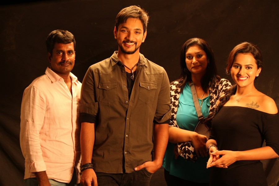 Gautham Karthik,Shraddha Srinath,Ivan Thanthiran,Ivan Thanthiran movie stills,Ivan Thanthiran first look,Ivan Thanthiran movie pics,Ivan Thanthiran movie images,Ivan Thanthiran movie photos,Ivan Thanthiran movie pictures,RJ Balaji