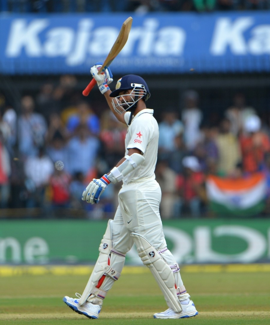 Virat Kohli,Ajinkya Rahane,Virat Kohli and Ajinkya Rahane,India vs New Zealand,India vs New Zealand Test series,India vs New Zealand score,India vs New Zealand 3rd Test,India vs New Zealand pics,India vs New Zealand images,India vs New Zealand photos,Indi