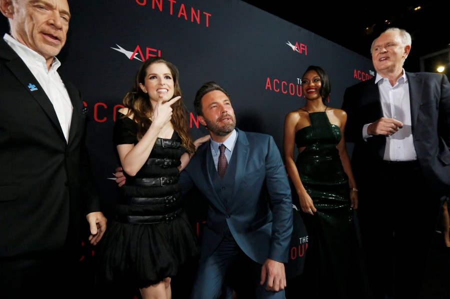 Ben Affleck,Anna Kendrick,The Accountant,The Accountant premiere show,Celebs at The Accountant premiere show,The Accountant premiere show pics,The Accountant premiere show images,The Accountant premiere show photos,The Accountant premiere show stills,The