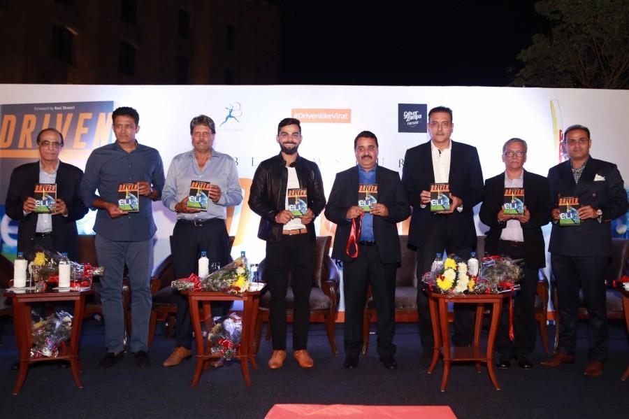 Virat Kohli,Anil Kumble,coach Anil Kumble,Ravi Shastri,Kapil Dev,Virender Sehwag,Driven: The Virat Kohli Story,The Virat Kohli Story