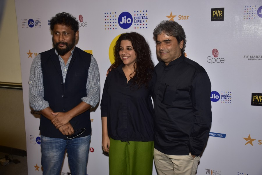 Vishal Bharadwaj,Zoya Akhtar,Gauri Shinde,Rohit Shetty,Shoojit Sircar,MAMI Mela,MAMI Mela 2016,On the Set with directors