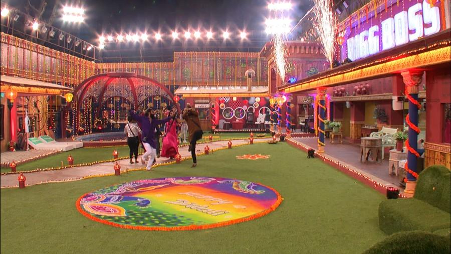 Bigg Boss 10,Bigg Boss,Diwali celebrations in the Bigg Boss house,Diwali celebrations Bigg Boss house,Diwali celebrations Bigg Boss 10,Bigg Boss 10 Diwali celebrations,Bigg Boss Diwali celebrations