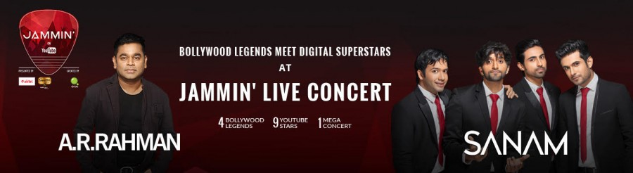 AR Rahman,AR Rahman to Live 'Jam',YouTube Stars at Mumbai Concer,YouTube Stars,Samir Bangara,Live Concert with  quotes from music legend and Qyuki Co-founder AR Rahman