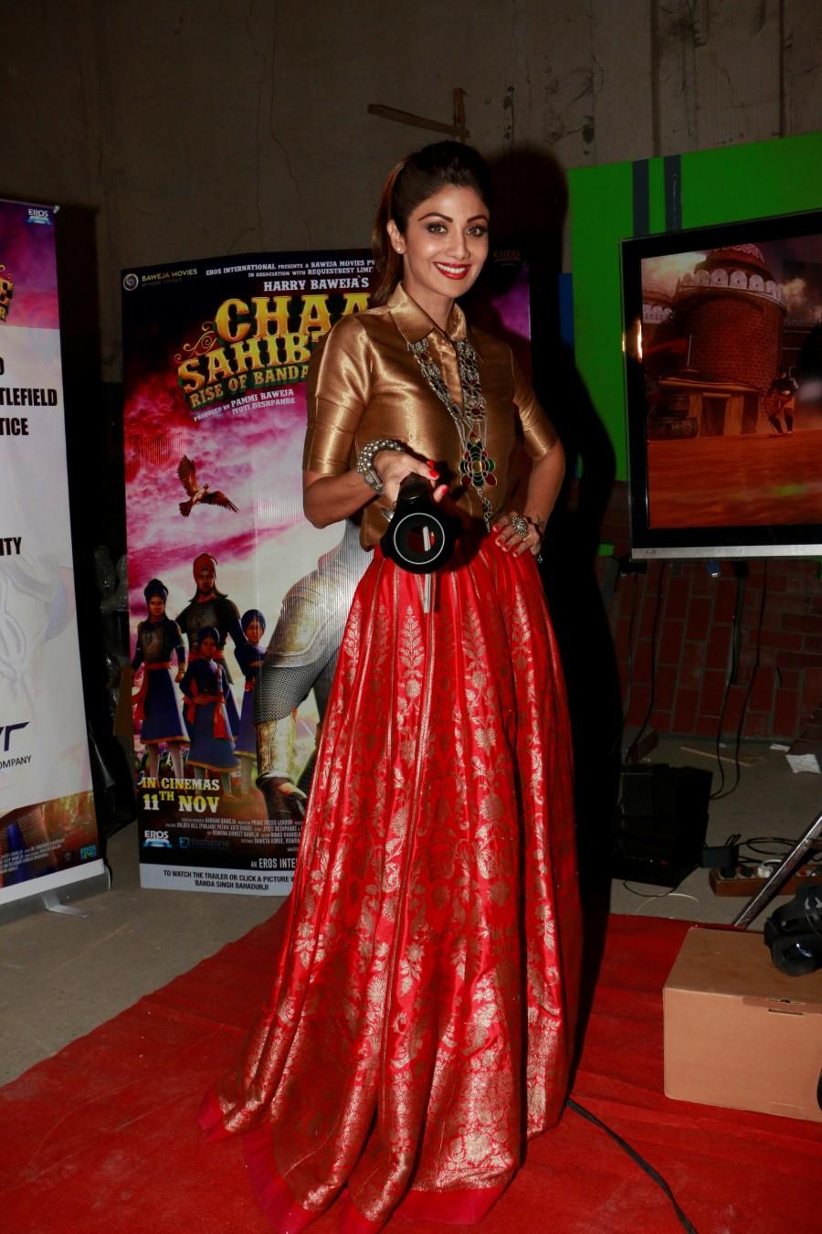 Shilpa Shetty Kundra,Shilpa Shetty,Chaar Sahibzaade VR experience,Chaar Sahibzaade,actress Shilpa Shetty,Shilpa Shetty pics,Shilpa Shetty images,Shilpa Shetty photos,Shilpa Shetty stills,Shilpa Shetty pictures