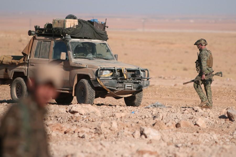 U.S-backed Syrian,U.S,Islamic State,Raqqa,Islamic State militants