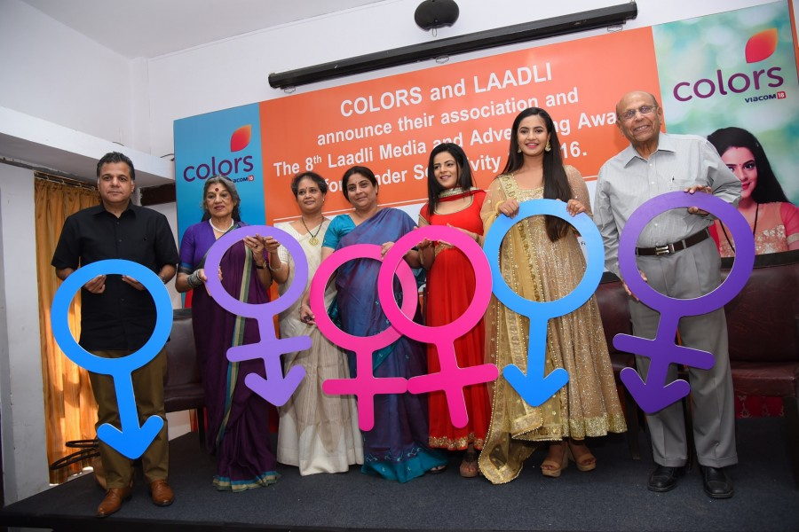 Laadli,Laadli Media,Gender Sensitivity,COLORS,Advertising Awards,Jigyasa Singh,Meera Deosthale