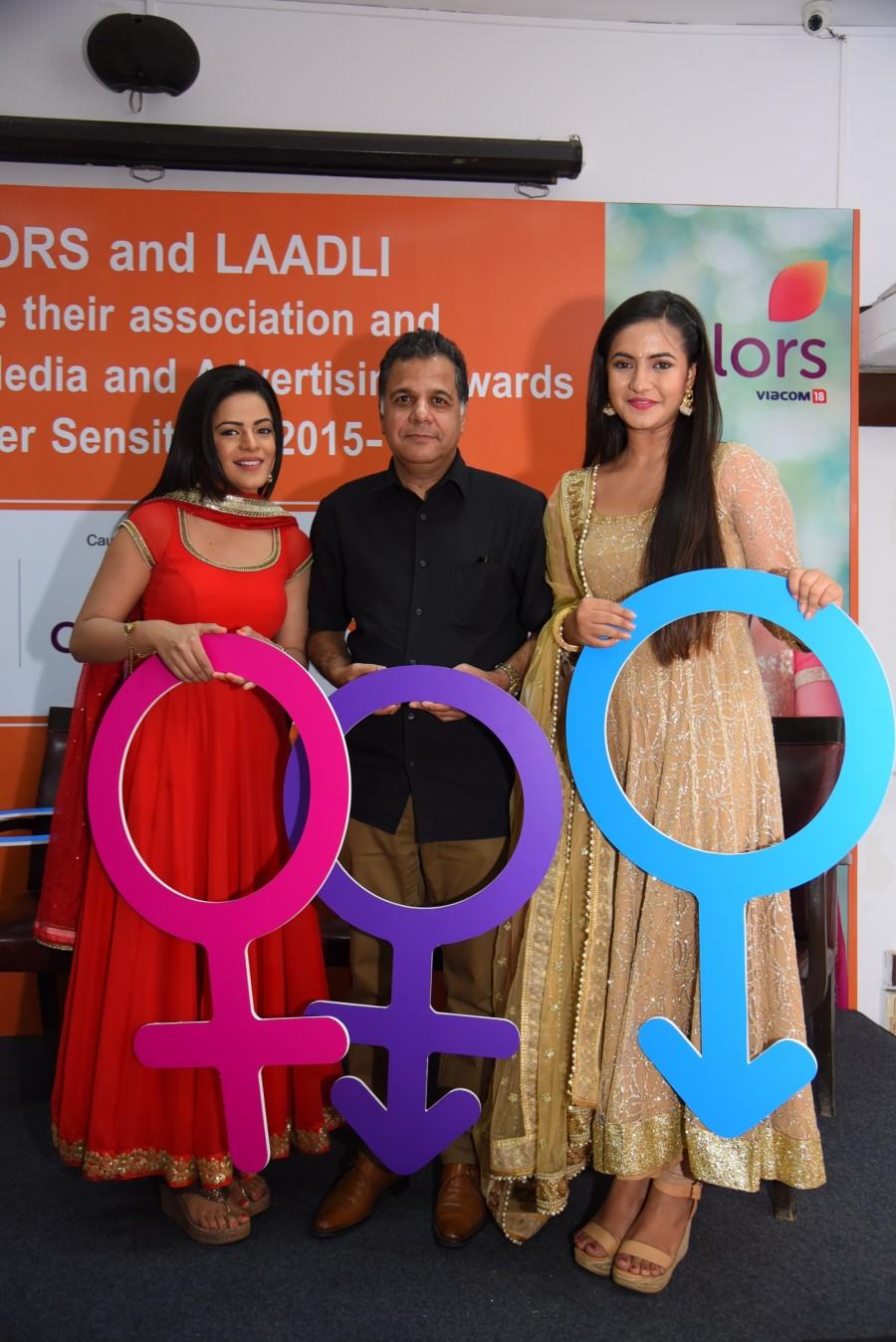 Laadli,Laadli Media,Gender Sensitivity,COLORS,Advertising Awards,Jigyasa Singh,Meera Deosthale