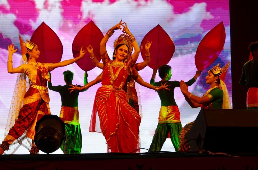 Gracy Singh,Save The Girl Child,women empowerment,dance festival,Photos