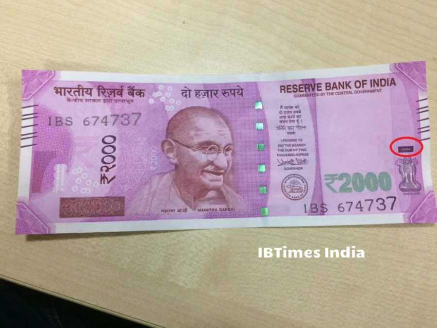 Society,PM Modi,Rs 2000,Photos of rs 2000 notes,New rs 2000 note,Feature,Security,Fake,Corruption,Black money,Currency,Note,Detail,You wanted to know,Reserve Bank of India,RBI