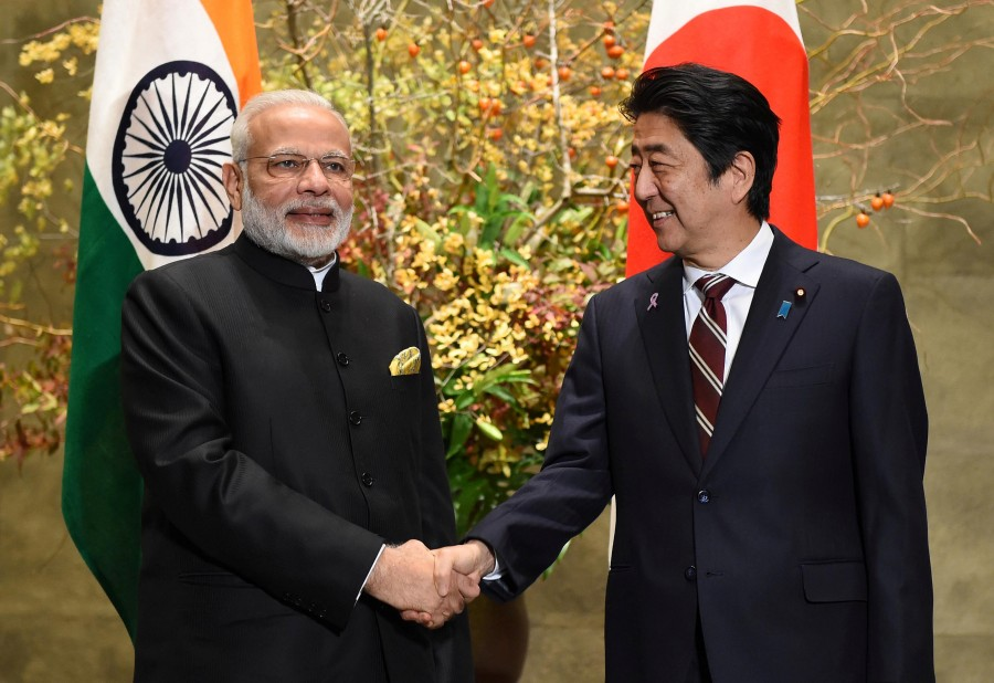 Narendra Modi,Shinzo Abe,annual bilateral summit,India-Japan bilateral summit,India-Japan summit