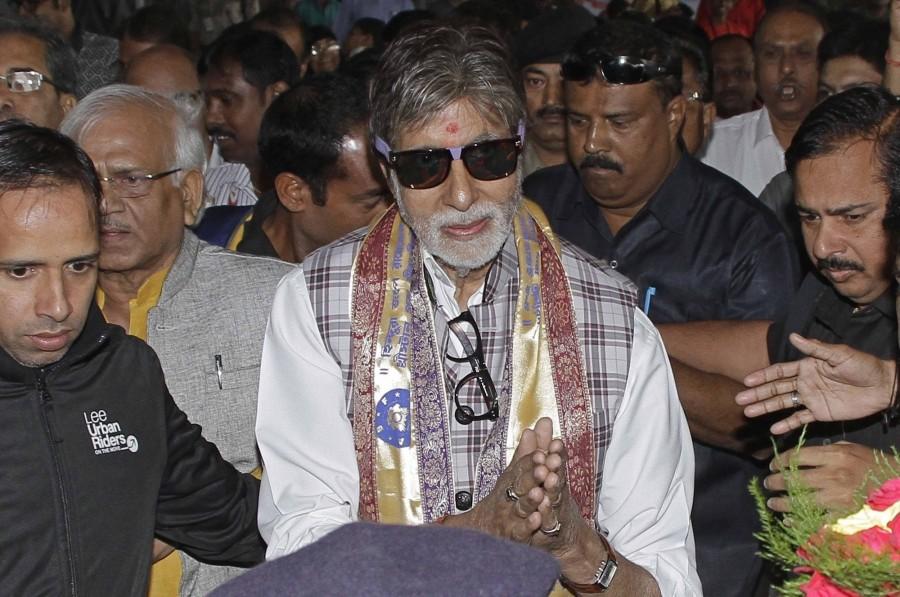 Amitabh Bachchan,Parineeti Chopra,Kajol,22nd Kolkata International Film Festival,Kolkata International Film Festival,Kolkata International Film Festival pics,Kolkata International Film Festival images,Kolkata International Film Festival photos,Kolkata Int