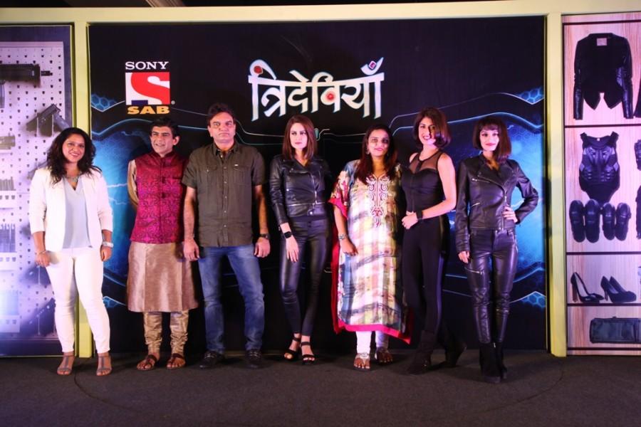 Trideviyaan,Trideviyaan TV Show,comedy and action show,New serial Trideviyaan,Trideviyaan New serial,Trideviyaan New serial launched