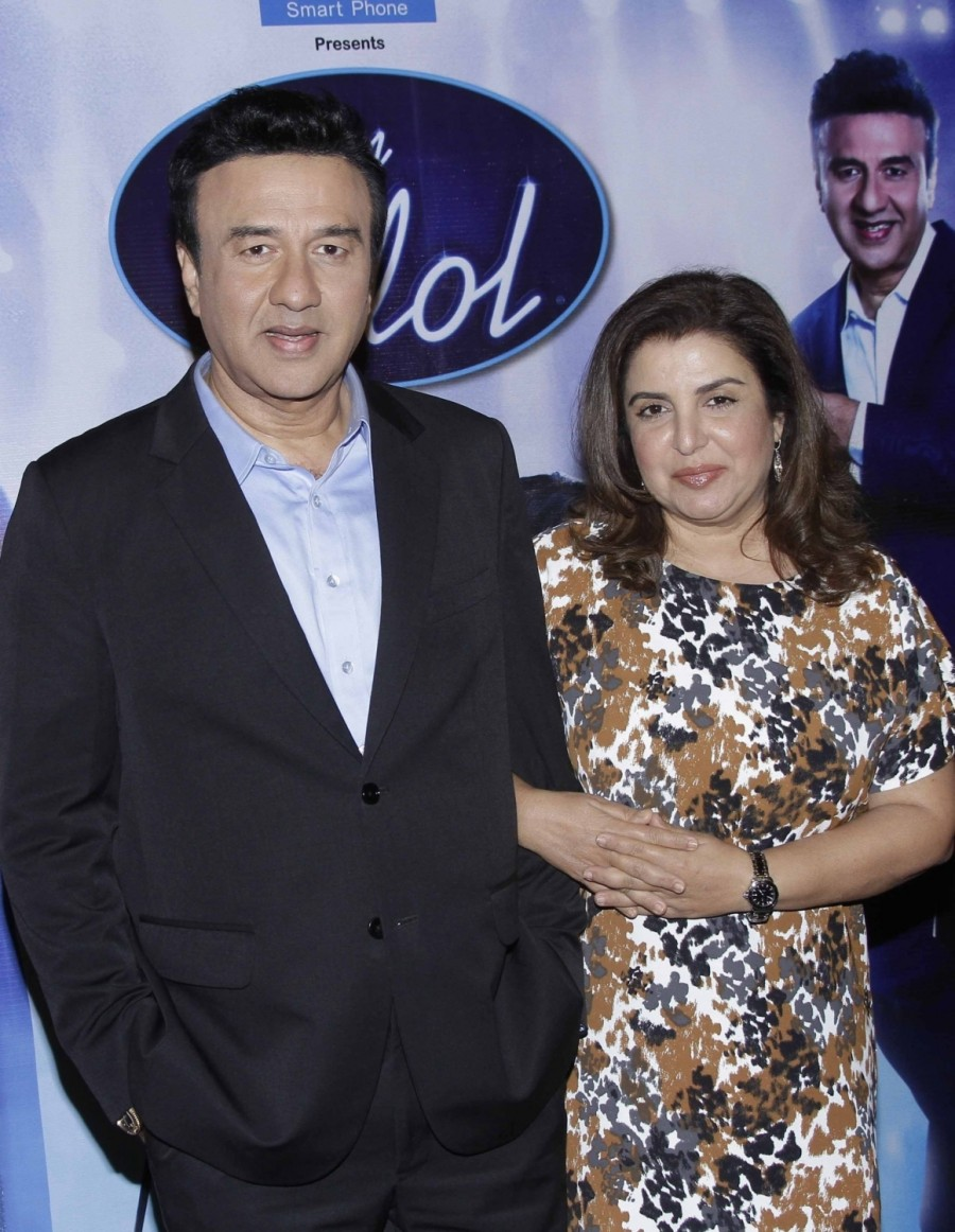 Anu Malik,Farah Khan,Anu Malik and Farah Khan,Indian Idol Season 7 press conference,Indian Idol Season 7,Indian Idol Season 7 press conference pics,Indian Idol Season 7 press conference images,Indian Idol Season 7 press conference photos,Indian Idol Seaso
