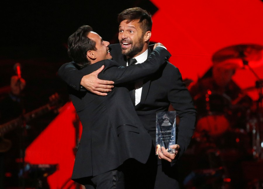 Marc Anthony,Latin Grammy Person of the Year,Latin Grammy Person,Person of the Year,Marc Anthony named Latin Grammy Person of the Year