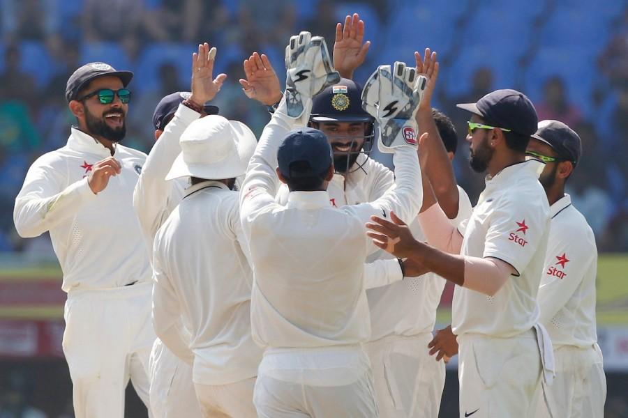 India thrash England,India beats England,India vs England,India vs England 2016,India vs England Test Series,India thrash England by 246 runs