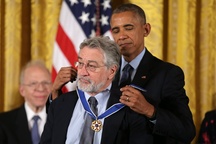 Medals of Freedom,Obama,Barack Obama,Robert de Niro,Diana Ross,Tom Hanks,Kareem Abdul-Jabbar,Presidential Medal of Freedom,Medals of Freedom pics,Medals of Freedom images,Medals of Freedom photos,Medals of Freedom stills,Medals of Freedom pictures