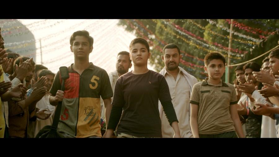 Dangal,Dangal songs,Dangal movie songs,Dhaakad,Dhaakad song,Aamir Khan