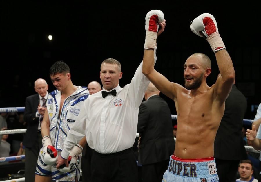 Bradley Skeete,John Thain,Bradley Skeete beats John Thain,British welterweight title,welterweight title,Britain Boxing