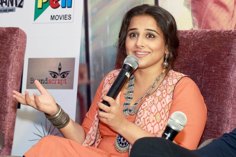 Vidya Balan,Press conference of film Kahaani 2,Kahaani 2,Kahaani 2 Press conference,Kahaani 2 promotion,Kahaani 2 movie promotion,Kahaani 2 promotion pics,Kahaani 2 promotion images,Kahaani 2 promotion photos,Kahaani 2 promotion stills,Kahaani 2 promotion