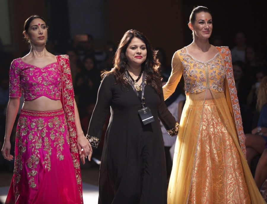 Queen of Banaras,Versha Sethi,Mercedes Benz Fashion Week Doha,Mercedes Benz Fashion Week Doha 2016,Mercedes Benz Fashion Week Doha pics,Mercedes Benz Fashion Week Doha images,Mercedes Benz Fashion Week Doha photos,Mercedes Benz Fashion Week Doha stills