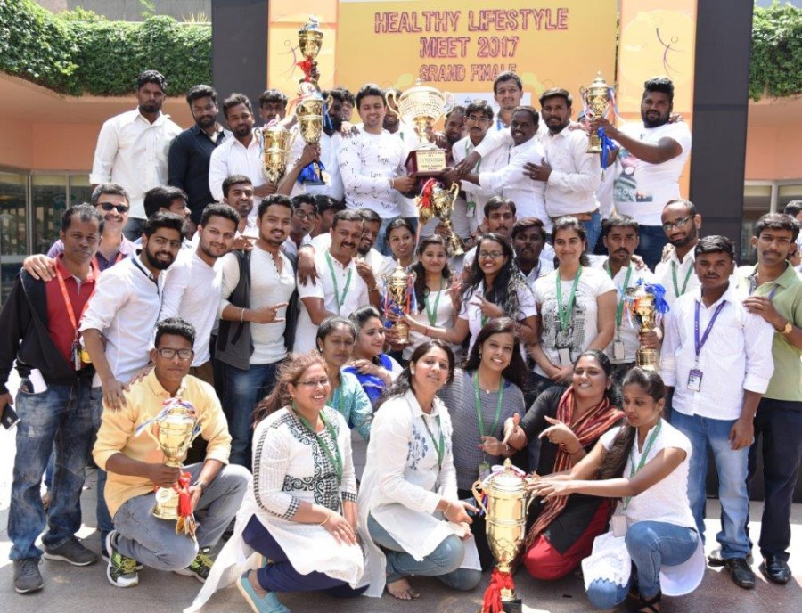 ITPB,ITPB celebrates,Wellness with annual Inter,Healthy Lifestyle,International Tech Park Bangalore,Healthy Lifestyle and Sports Meet