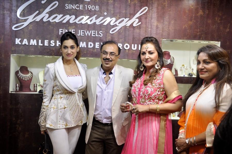 Gautam gulati,Yami Gautam,Jaya Prada,Falguni Peacock,Bridal Asia Mumbai,Bridal show,Krishna Mehta,Lucky Morani,Nalandda Bhandari