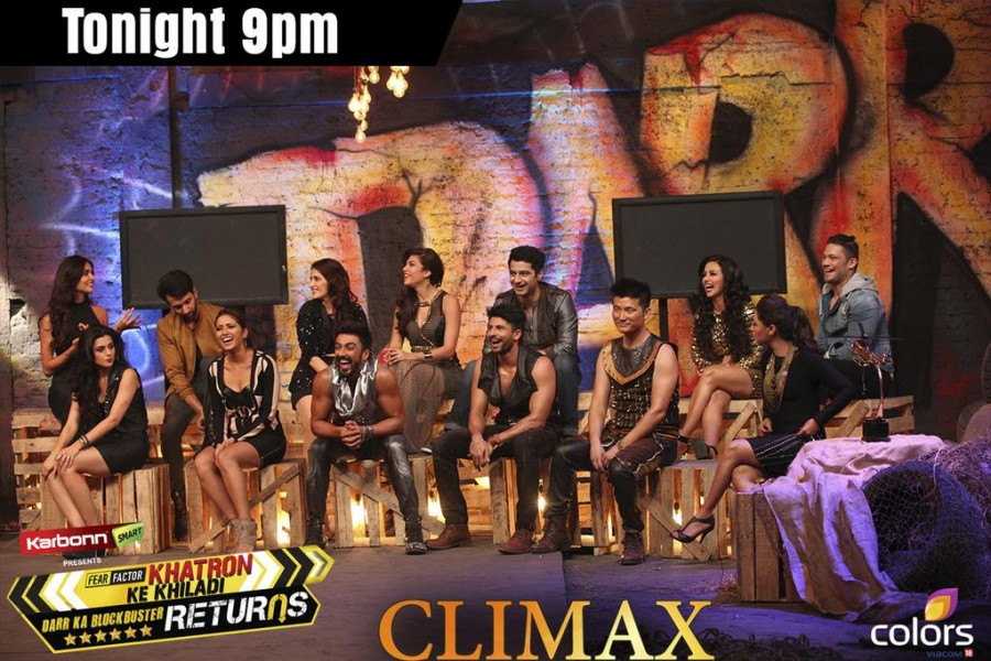 Fear Factor Khatron Ke Khiladi Darr Ka Blockbuster Returns,Khatron Ke Khiladi 6 grand finale,Khatron Ke Khiladi 6 winner,Rohit Shetty,Color TV show grand finale,Iqbal Khan,Sagarika Ghatge,Hussain Kuwajerwala,Asha Negi,Meiyang Chang,Rakesh Kumar,Ashish Cho
