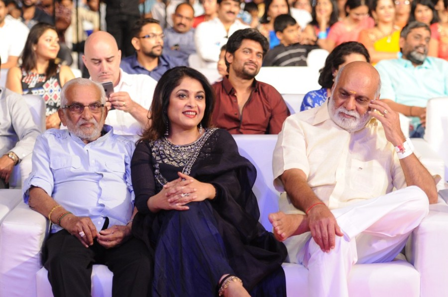 South Indian Actress Ramya Krishnan Spotted At Baahubali 2 Pre Release Event