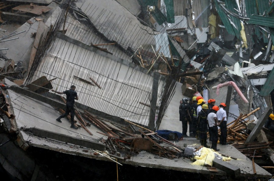 Building collapse in Sri Lanka,Building collapse,building collapse in Colombo,Colombo