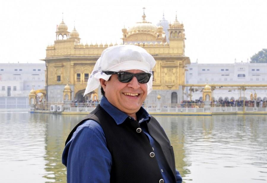 Gajendra Chauhan,Chairman of the Film,Chairman of the Film Gajendra Chauhan,Gajendra Chauhan visits Golden Temple