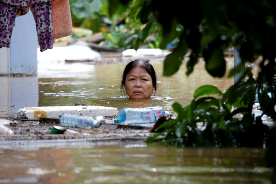 Vietnam,Vietnam after typhoon,Deadly flooding in Vietnam,Deadly flooding,Typhoon Damrey