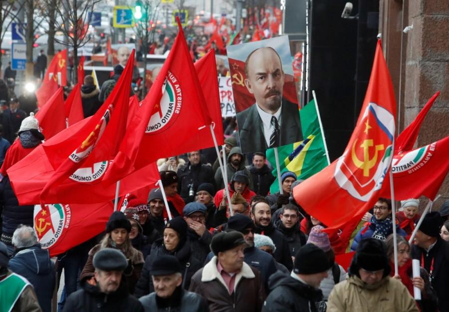 Russian Revolution,Bolshevik revolution,100 years since Russian Revolution,Soviet Union