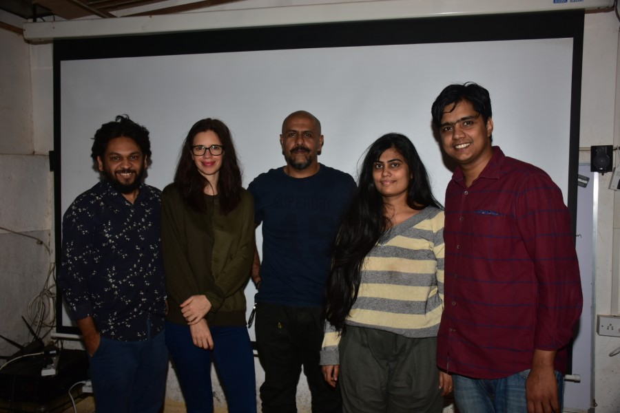 An Insignificant Man,An Insignificant Man special screening,Kalki Koechlin and Vishal Dadlani,Kalki Koechlin,Vishal Dadlani