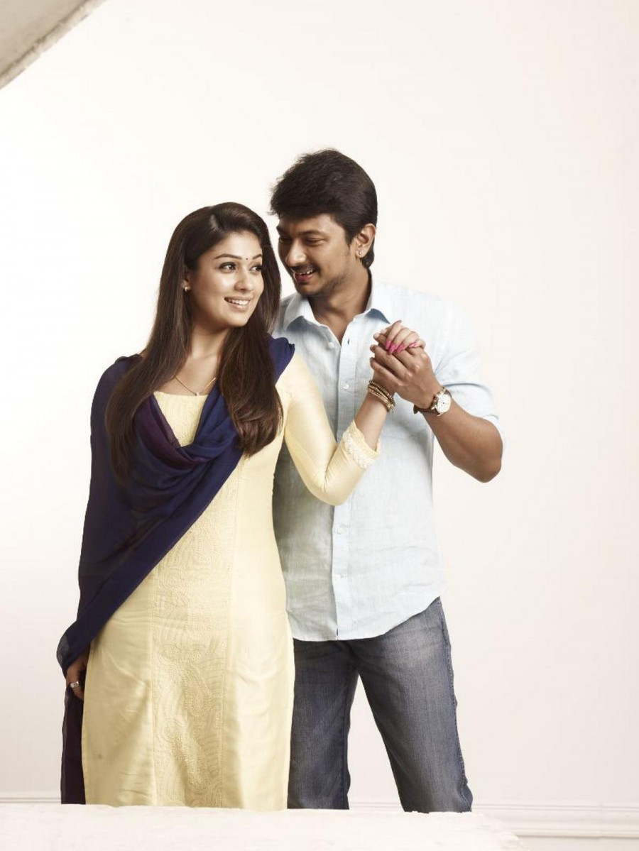 Seenugadi Love Story,telugu movie Seenugadi Love Story,Seenugadi Love Story movie pics,Idhu Kathirvelan Kadhal,Udhayanidhi Stalin,Nayanthara,Santhanam,Udhayanidhi Stalin and Nayanthara,Seenugadi Love Story movie stills,Seenugadi Love Story movie images,Se