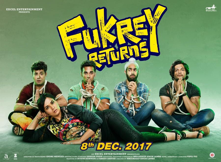 Monsoon Shootout,Fukrey Returns,Ribbon,Qarib Qarib Singlle,Tumhari Sulu,Ajji,Brij Mohan Amar Rahe
