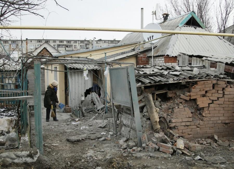 Ukraine,Ukraine winter